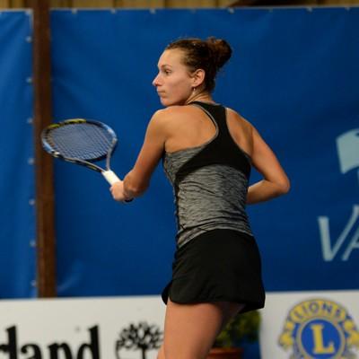 Elixane Lechemia à l'open de vannes 2016