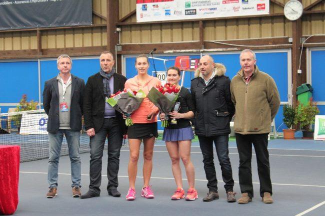 remise prix dames open de tennis de vannes 2016