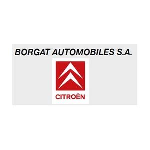 Garage Borgat Citroen partenaire de l'open de vannes de tennis